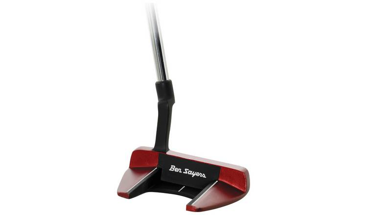 Ben Sayers XF NB1 Putter Golf Club - Red