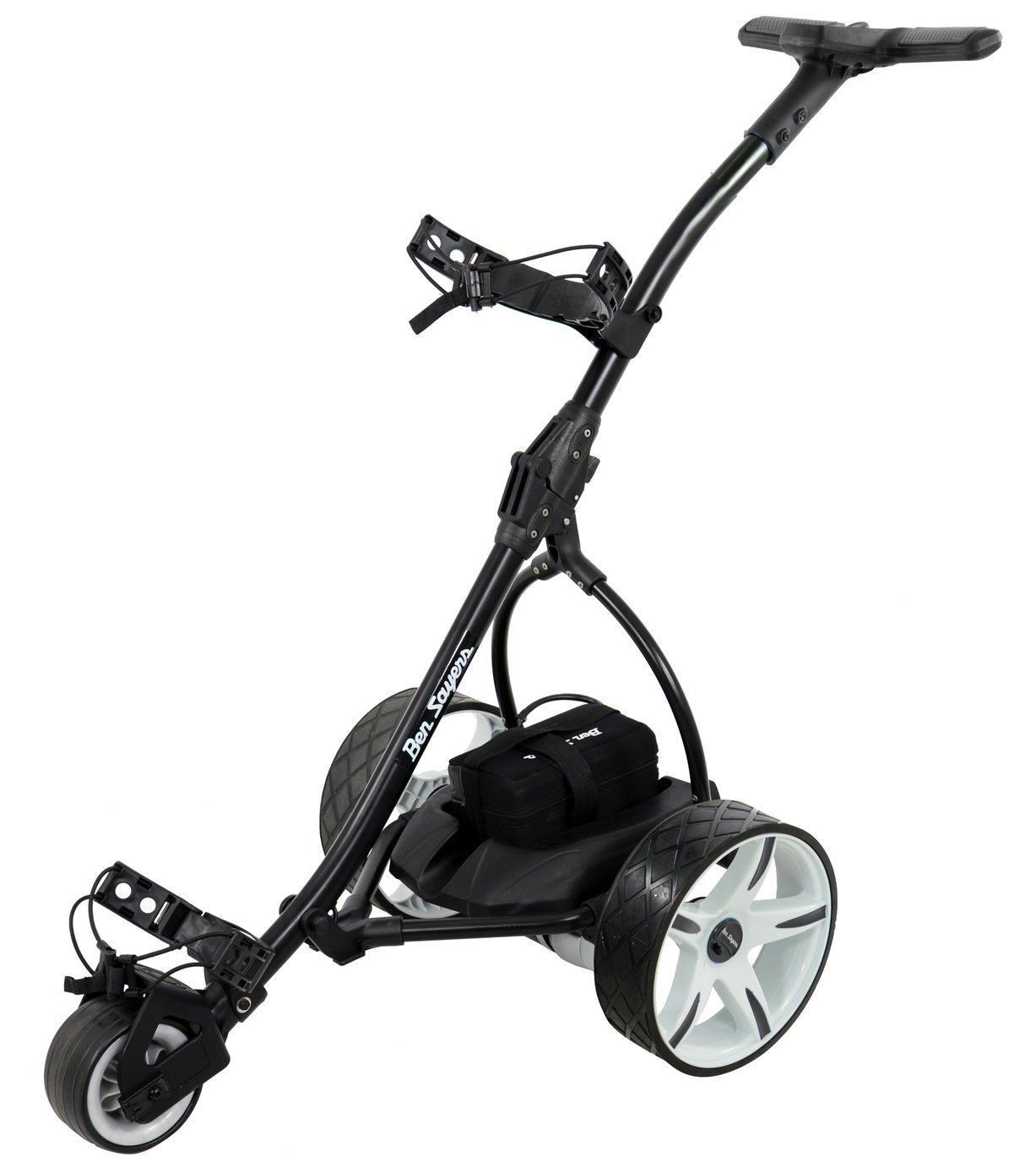 Image of Ben Sayers Lithium Battery Electric Trolley