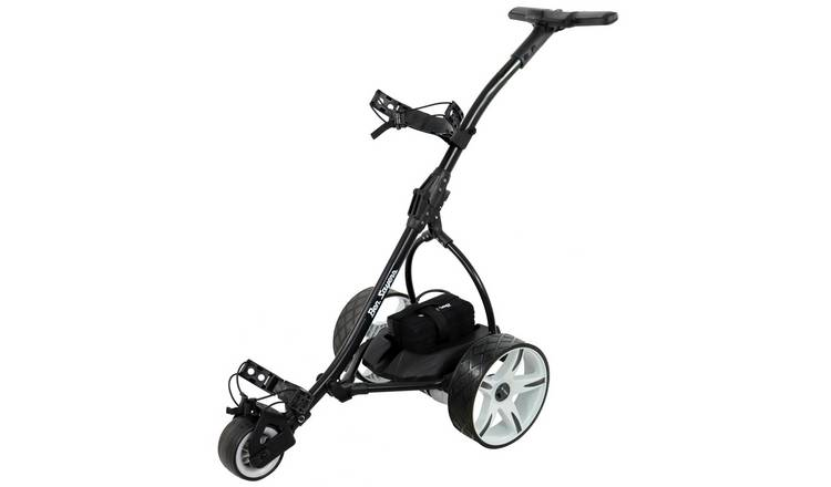 Buy Ben Sayers Lithium Battery Electric Trolley | Golf trolleys and carts |  Argos