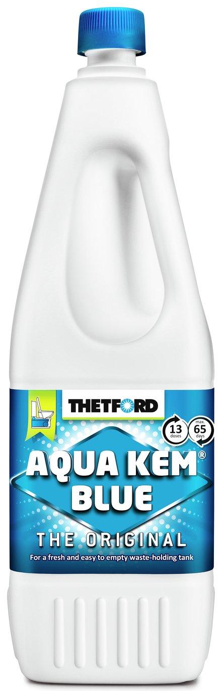 Thetford Aqua Kem Blue Toilet Fluid - 2L