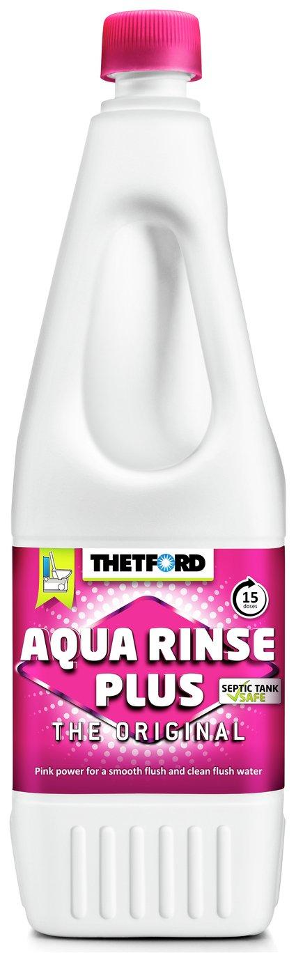 Thetford Aquarinse Pink Toilet Fluid - 1.5L