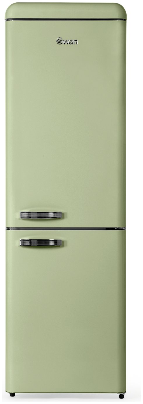 Swan SR11020FGN Fridge Freezer - Green