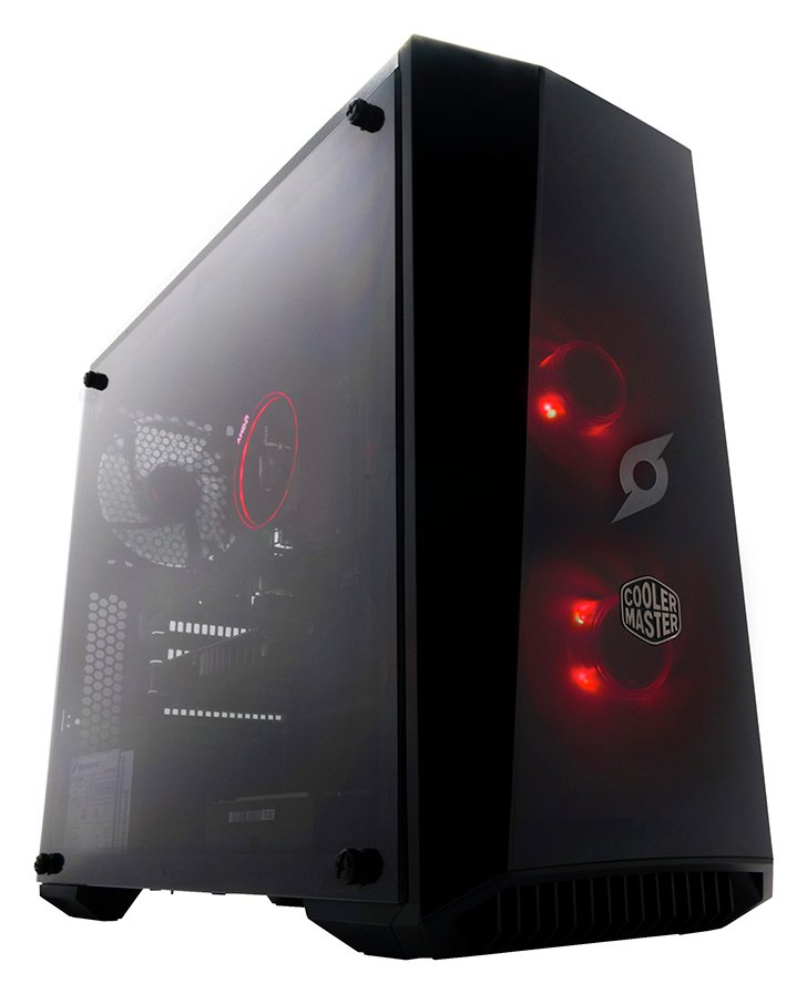 Stormforce Stormforce Magnum AMD Ryzen 5 16GB 1TB GTX1060 Gaming PC