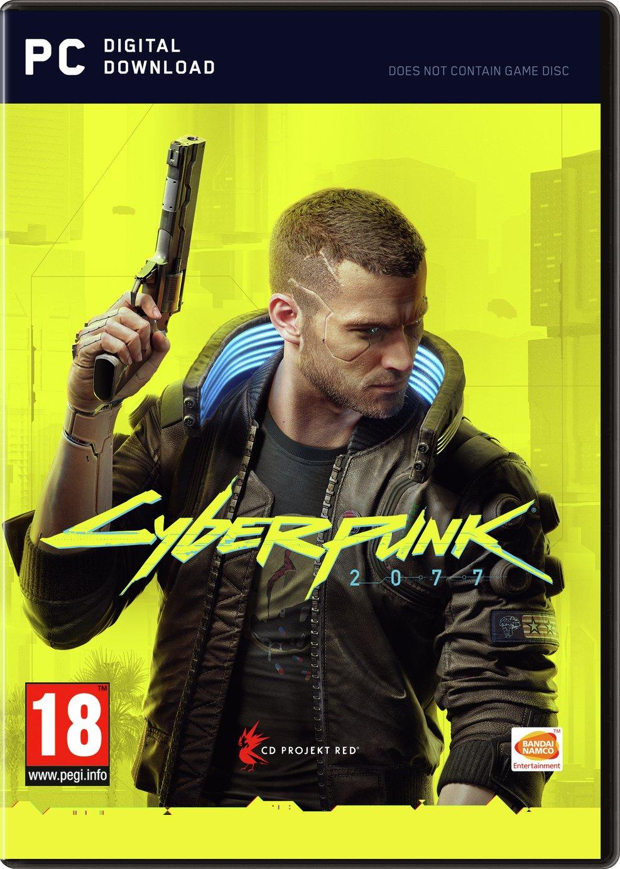 Cyberpunk 2077 PC Pre-Order Game