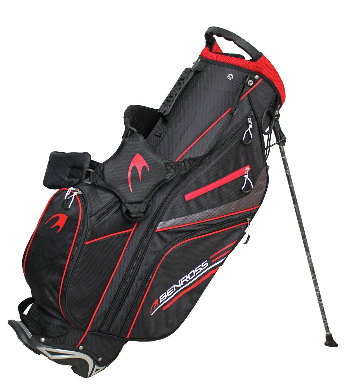 Image of Benross Golf HTX Compressor Stand Bag - Black