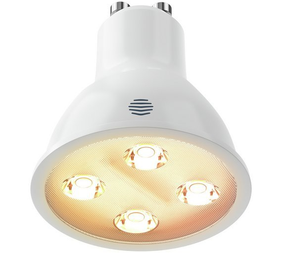 Image of Hive Active Light Dimmable GU10 Single Bulb