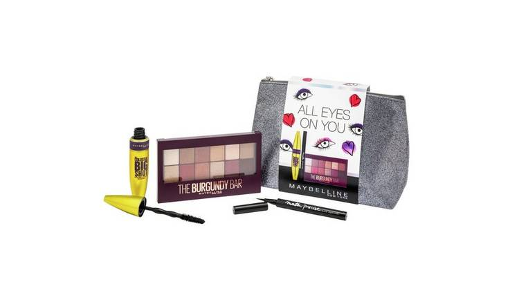 481f71b372a Buy Maybelline Be the Big Shot Smokin Hot Make-up Bag | Eye make ...