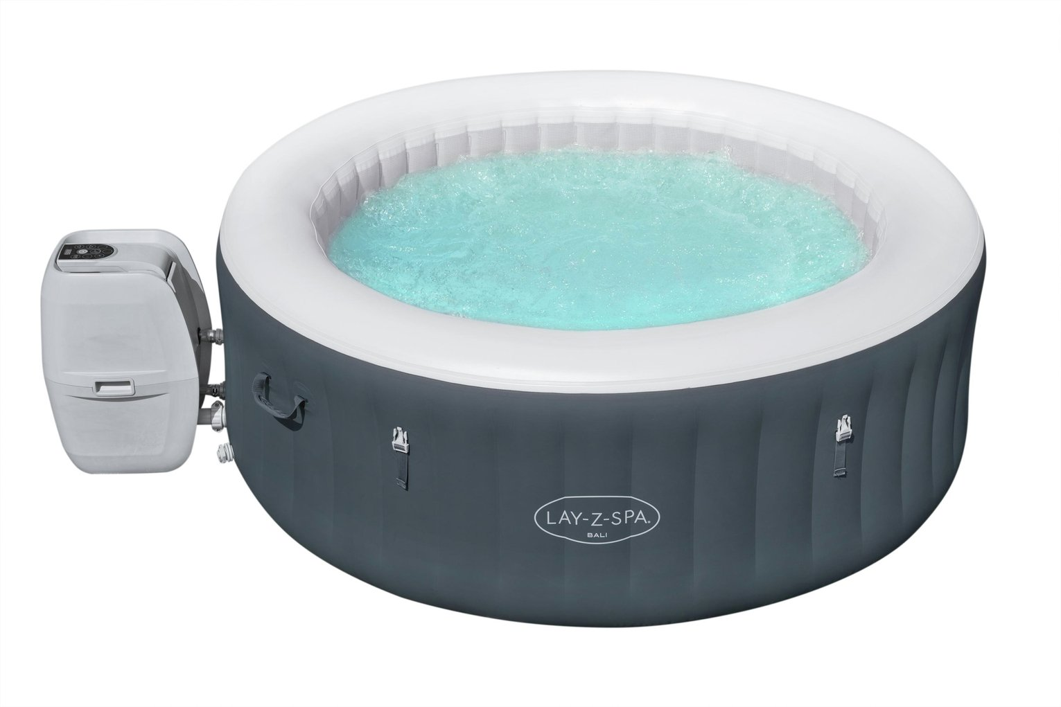 Lay Z Spa Bali 2-4 Person LED Hot Tub - Home Delivery Only
