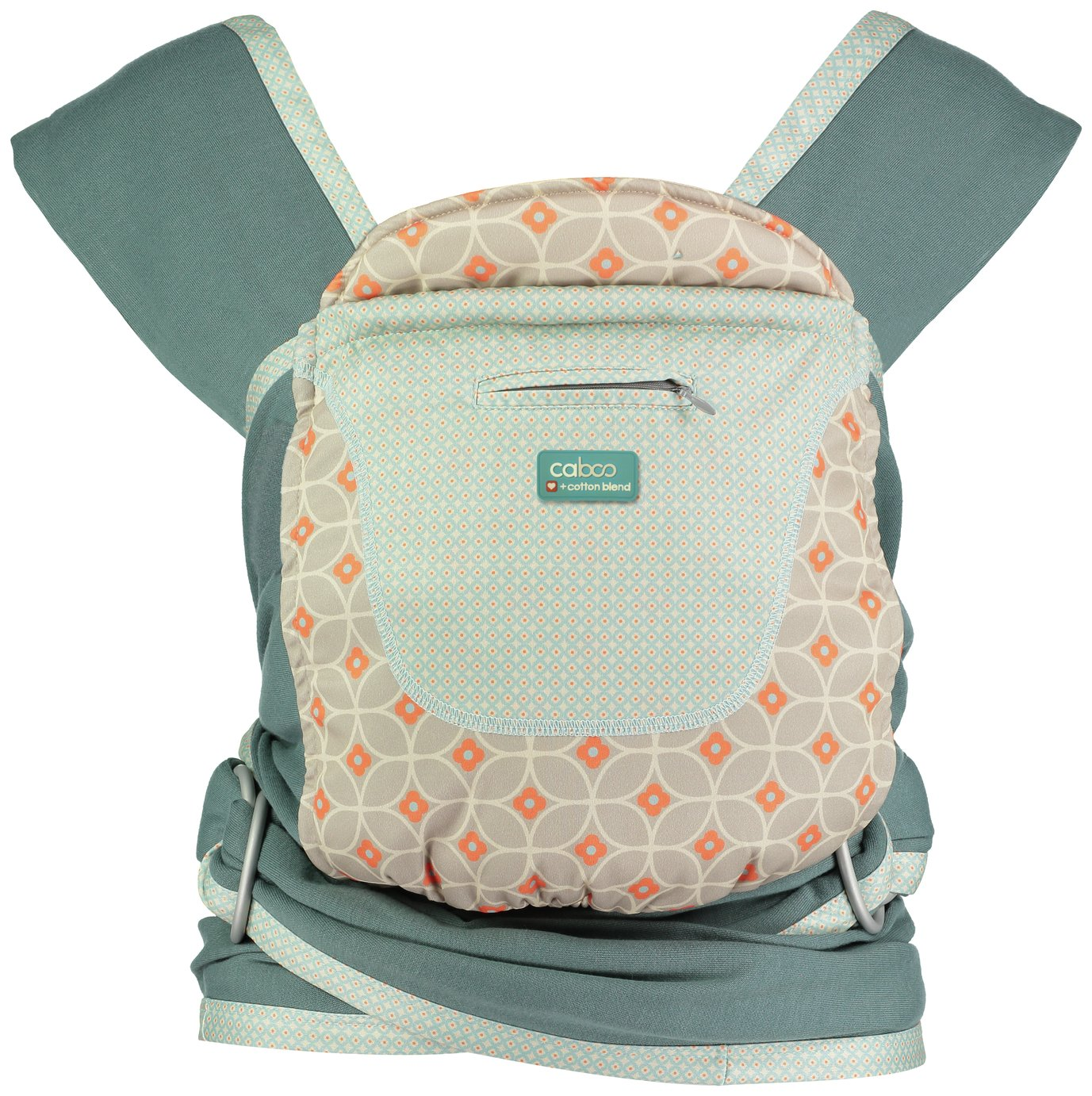Image of Caboo+ Cotton Blend Baby Carrier - Emily