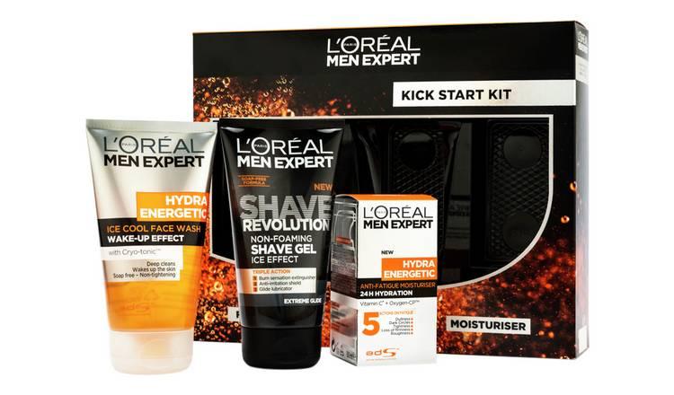 Buy L Oreal Men Expert Kick Start Skincare Gift Set Grooming Kits
