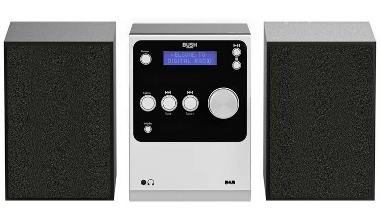 Other Performance & Dj Bush Dab All-in-one Bluetooth Micro Hi-fi System