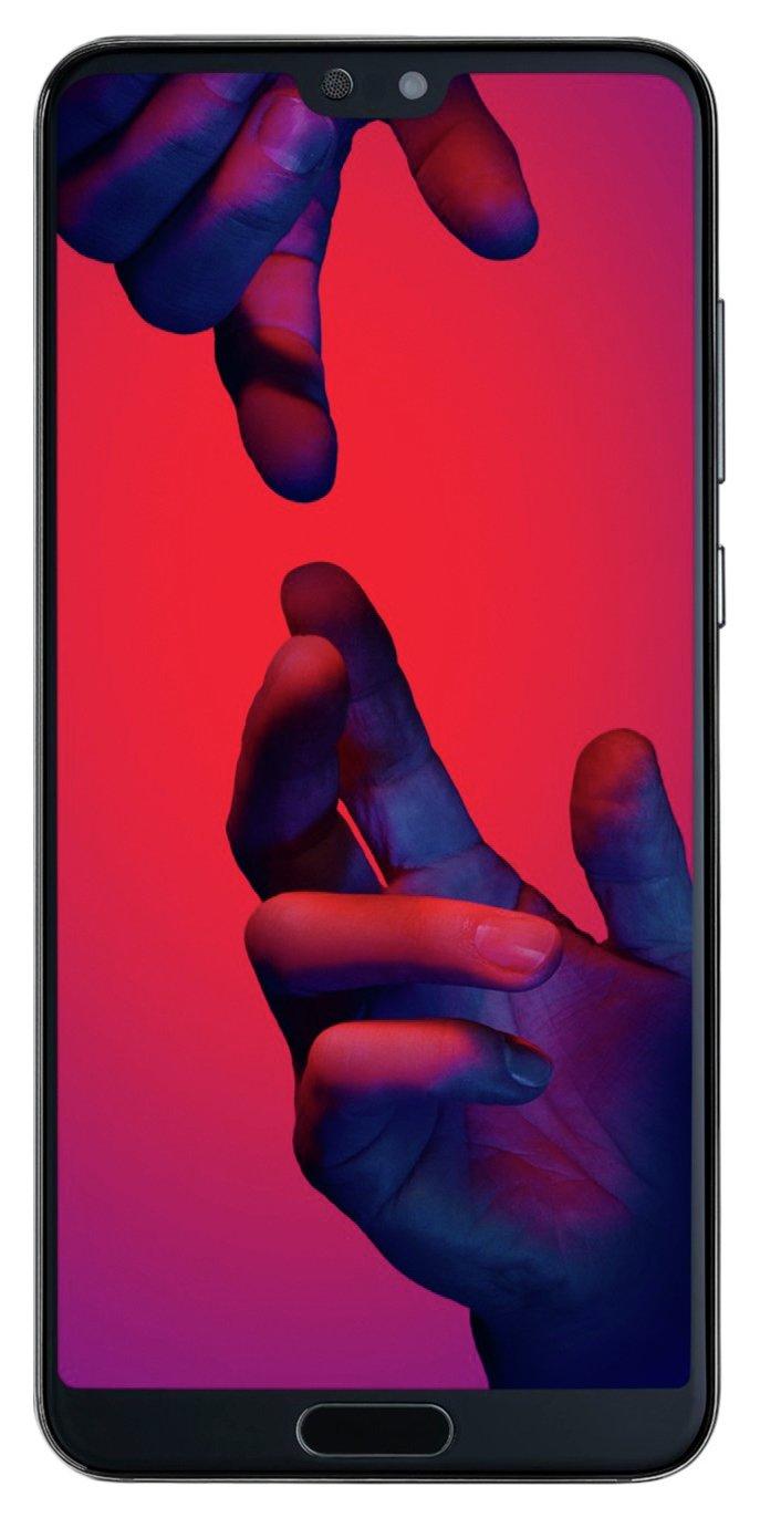 SIM Free Huawei P20 Pro 128GB Mobile Phone - Black