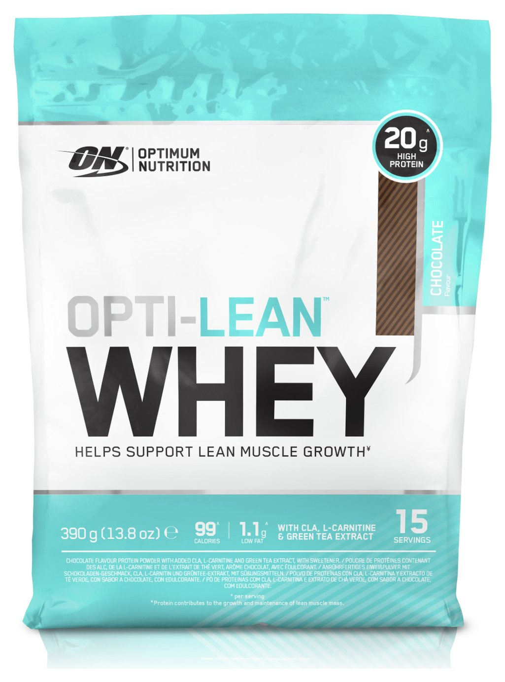 Optimum Nutrition Opti Lean Whey Protein Shake
