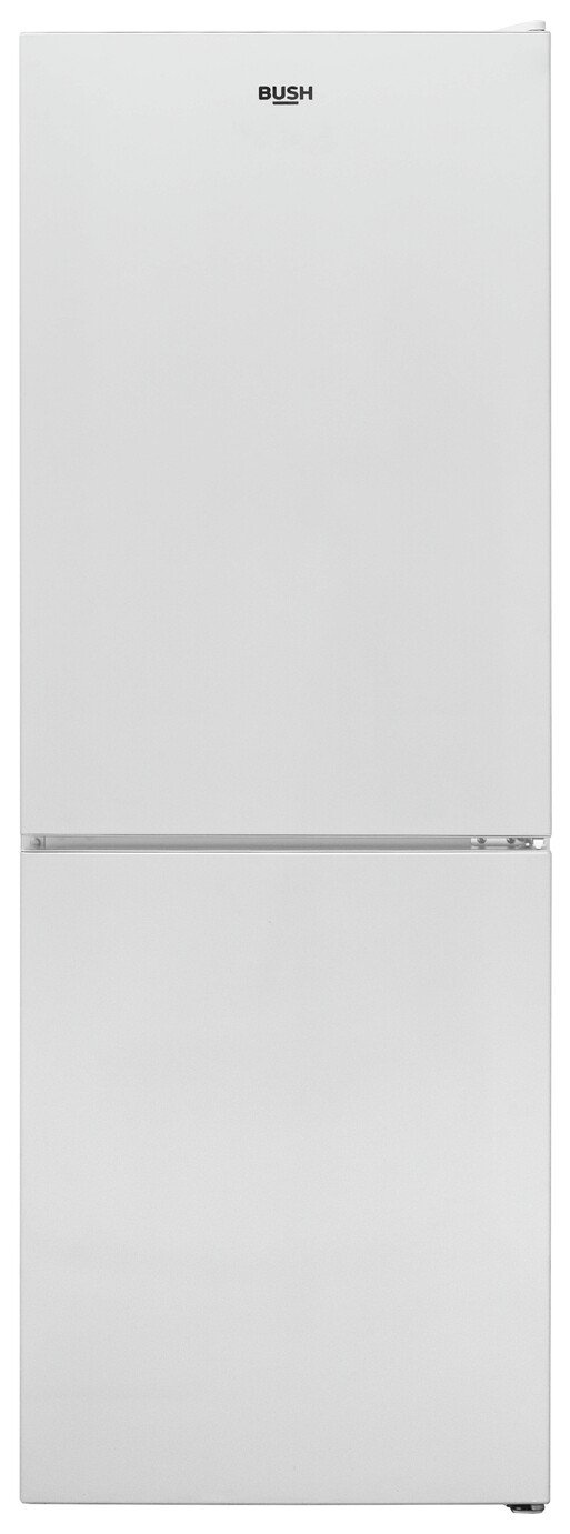 Bush 54152W Frost Free Fridge Freezer - White Best Price, Cheapest Prices