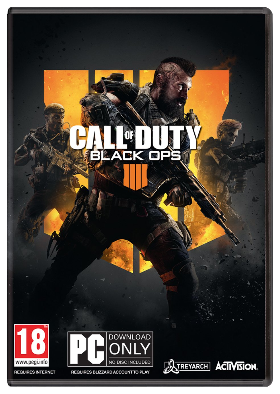Call of Duty: Black Ops 4 PC Game