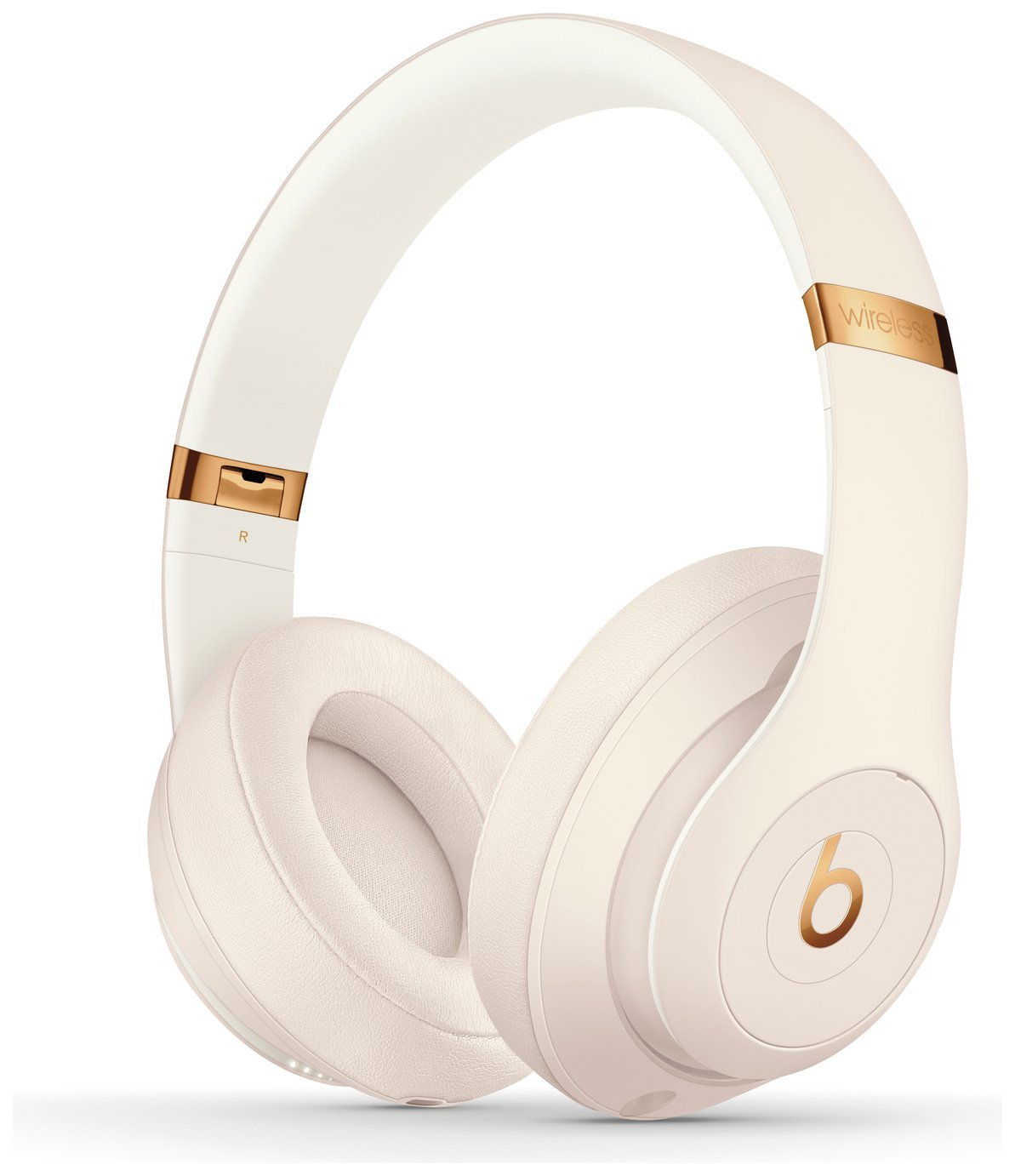Image of Beats by Dre Studio 3 Wireless Over-Ear Headphones Rose Gold