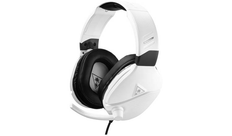 b82c952bcec Turtle Beach Recon 200 Xbox One, PS4, Switch Headset - White810/8629
