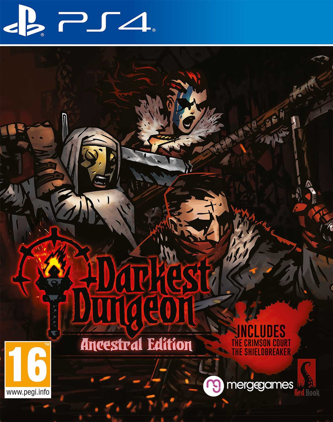 Image of Darkest Dungeon Ancestral Edition PS4 Game