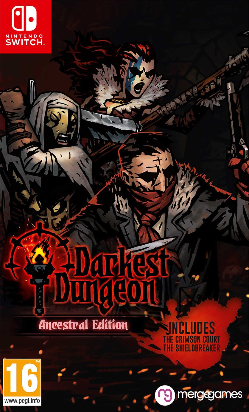 Image of Darkest Dungeon Ancestral Edition Nintendo Switch Game