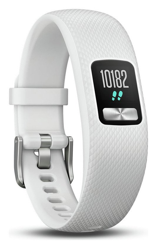 Image of Garmin vivofit 4 Medium Activity Tracker - White