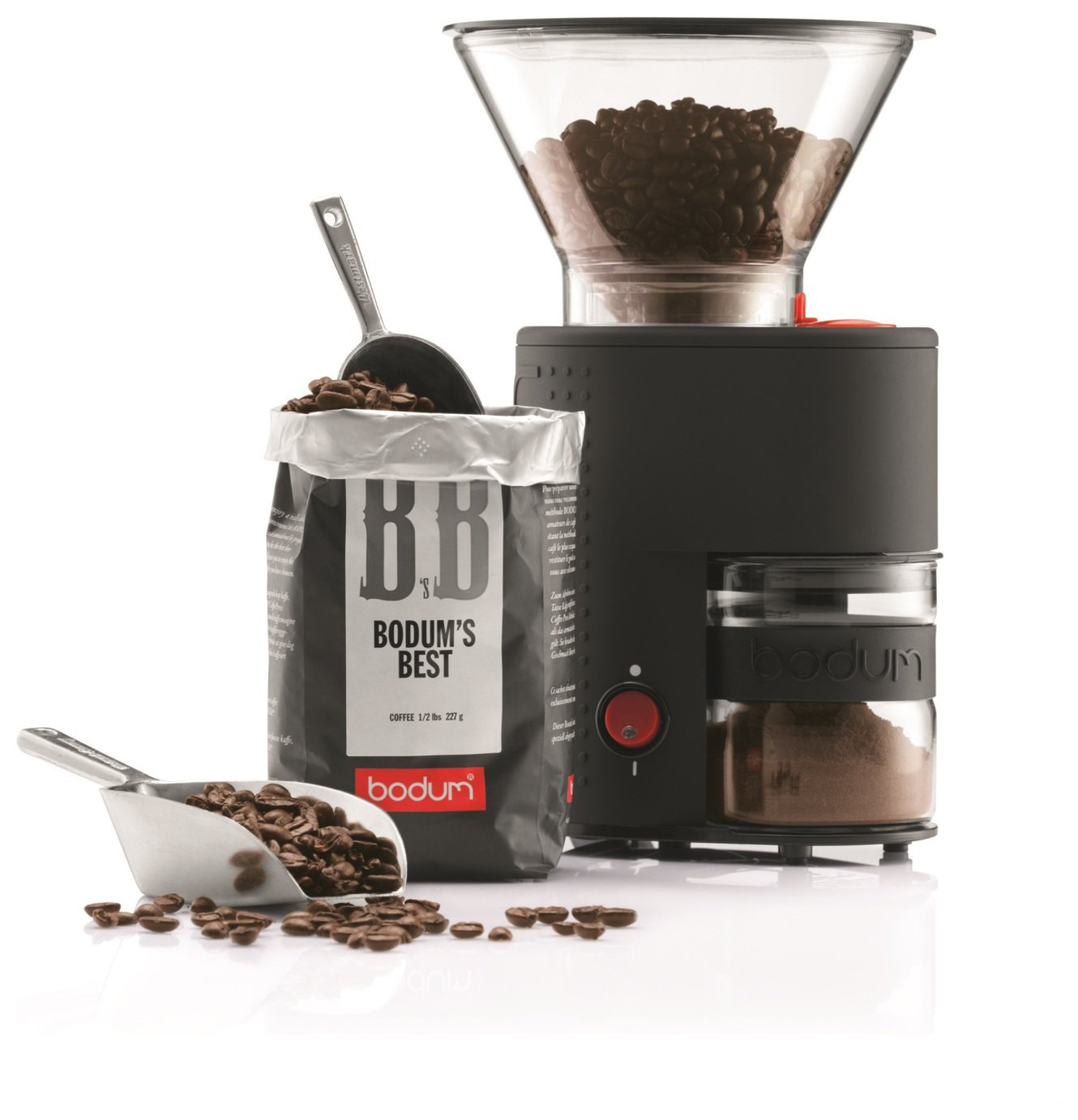 Bodum Burr Coffee Grinder Reviews