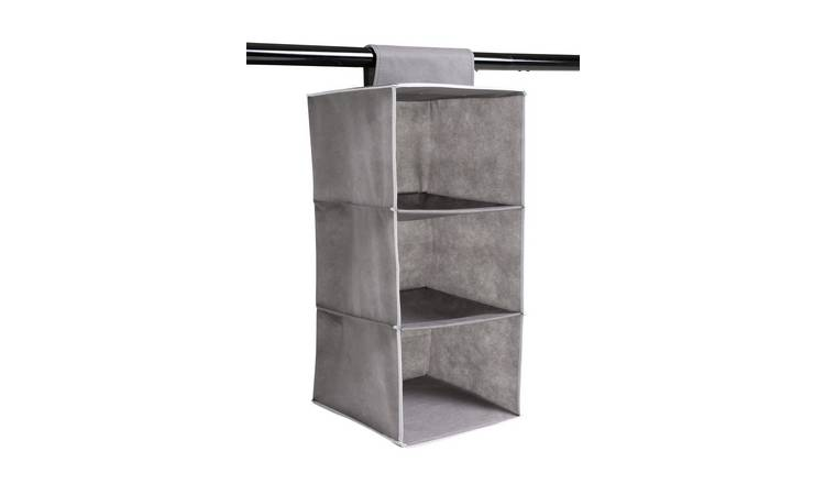 Argos Home 3 Shelf Hanging Storage