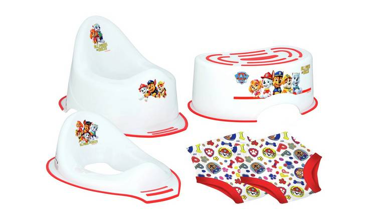 PAW Patrol Toilet Trainer Set - Small
