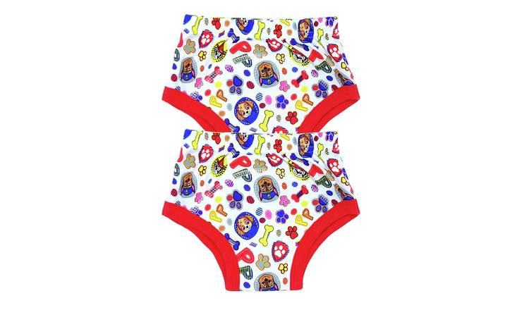 PAW Patrol Medium Trainer Pants - 2 Pack
