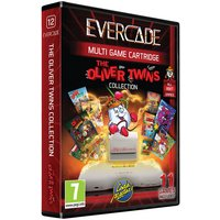 Blaze Evercade Cartridge Oliver Twins Collection 1 Pre-Order