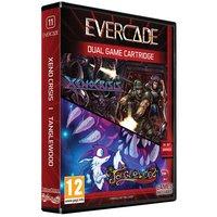 Evercade Xeno Crisis/Tanglewood Dual Cartridge