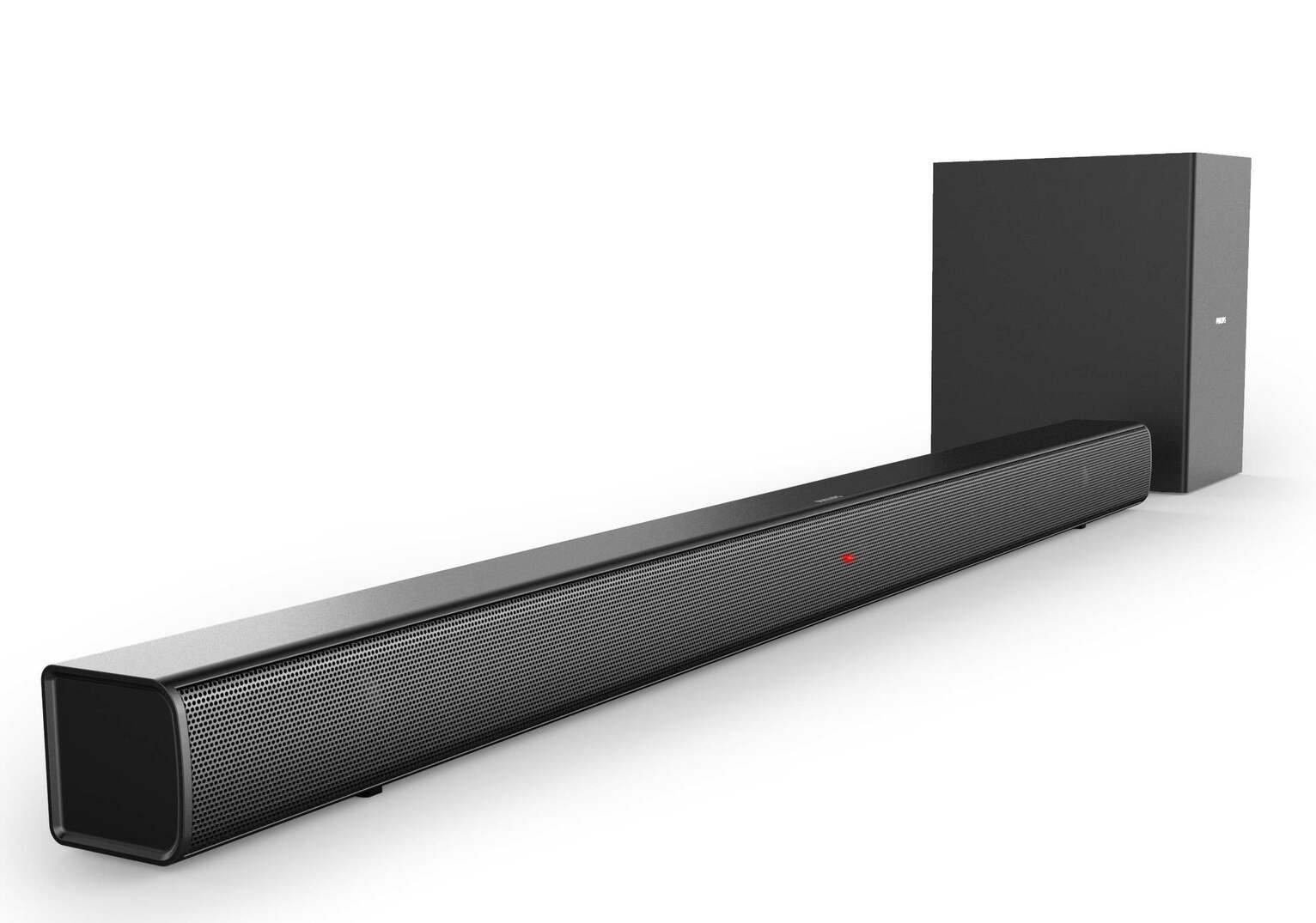 Philips HTL1520B/05 70W RMS 2Ch Sound Bar with Wireless Sub