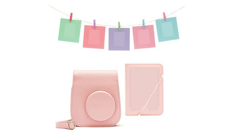 Instax Mini 11 Accessory Kit - Pink