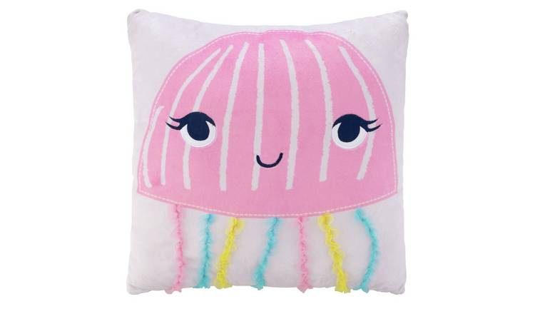 Argos Home Jellyfish Cushion