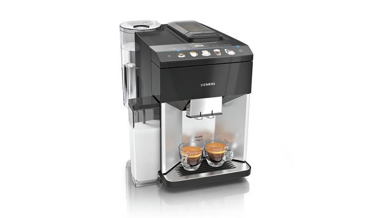 Buy Siemens Eq500 Bean To Cup Coffee Machine Coffee Machines Argos
