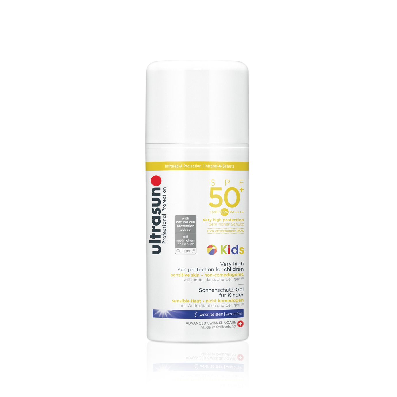 Ultrasun 50+ SPF Kids Sun Care Lotion 100ml