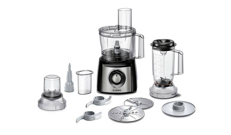 Bosch MCM3501MGB MultiTalent 3 Food Processor