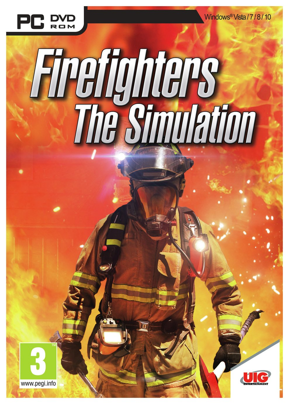 Firefighters The Simulation PC Game