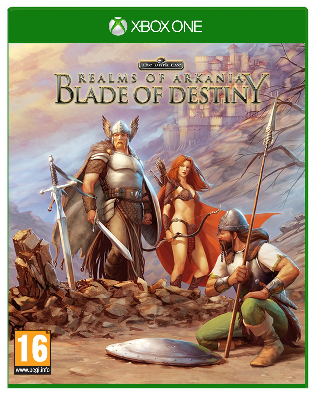 'Realms Of Arkania Blade Of Destiny Xbox One Game
