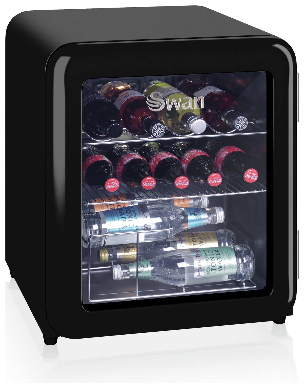 Swan SR16210BN Table Top Cooler - Black