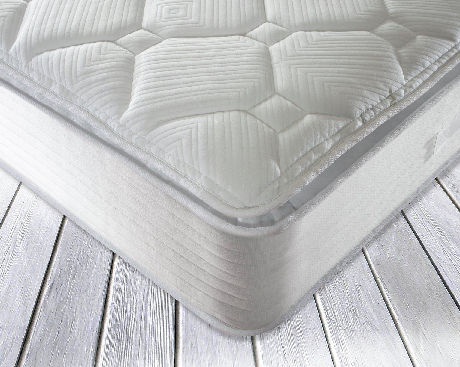 Sealy Activ 2200 Pocket Gel Pillowtop Double Mattress