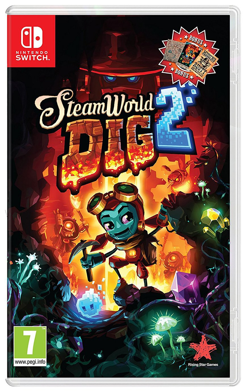 Steamworld Dig 2 Nintendo Switch Game