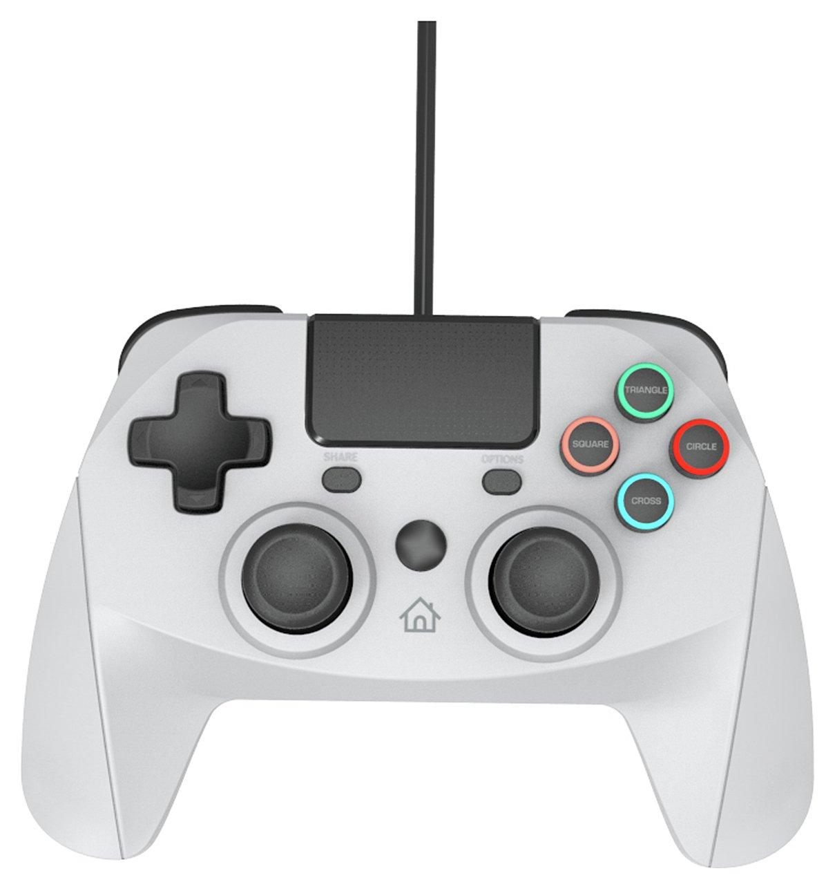 Snakebyte Game:Pad Wired PS4 Controller - Grey