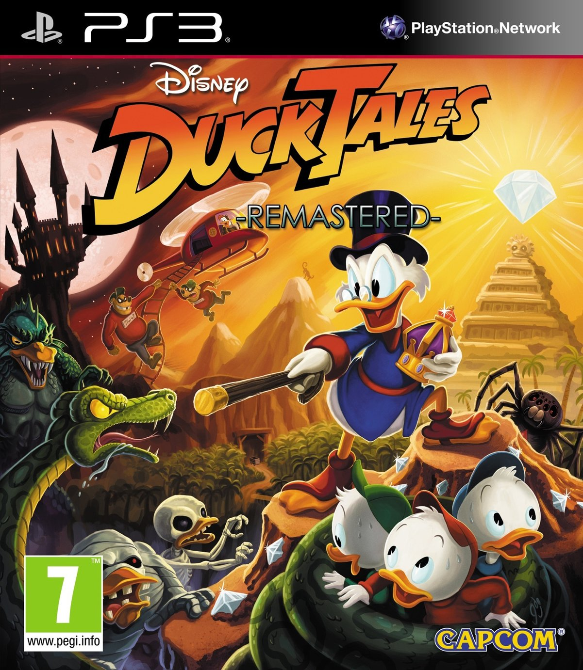 Image of Duck Tales Remastered PS3 Game
