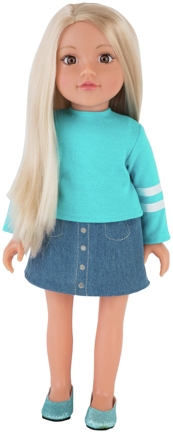 Chad Valley Designafriend Taylor Doll - 18inch/45cm