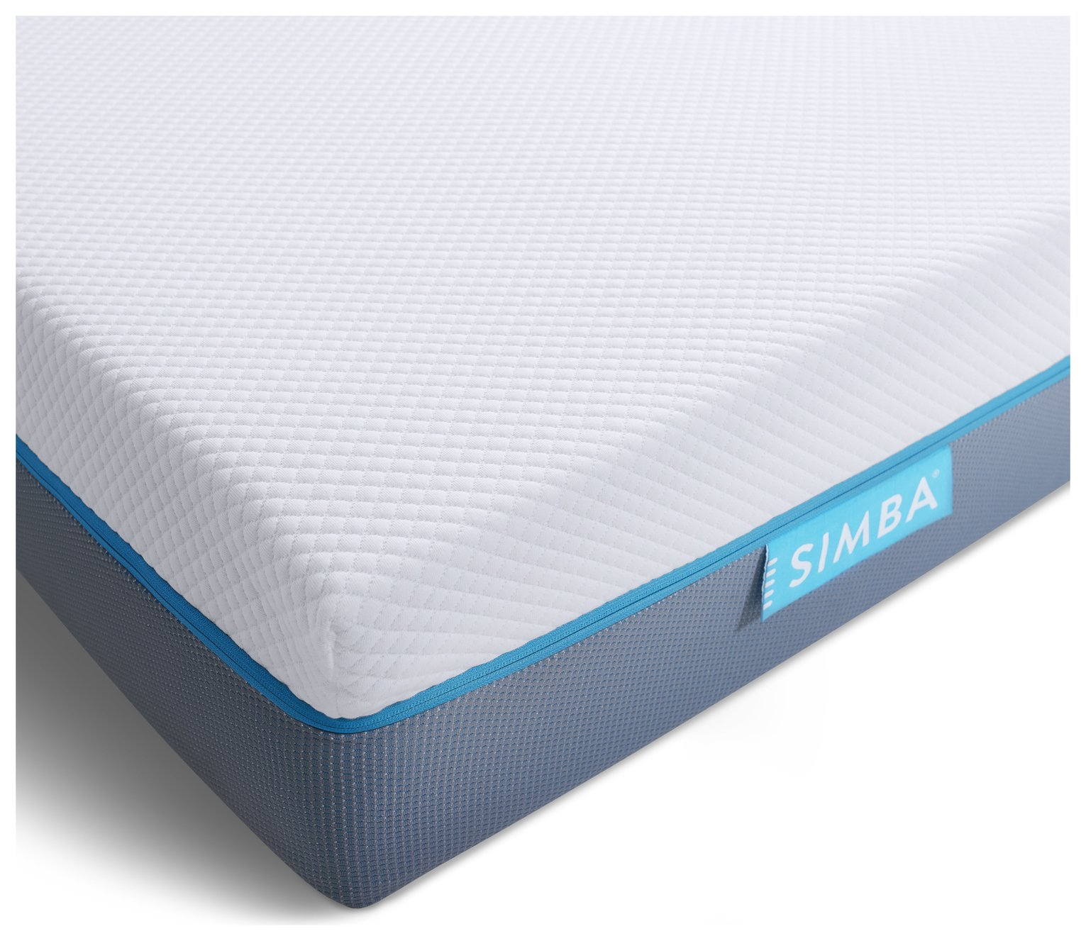 Simba Hybrid Mattress - Single at Argos