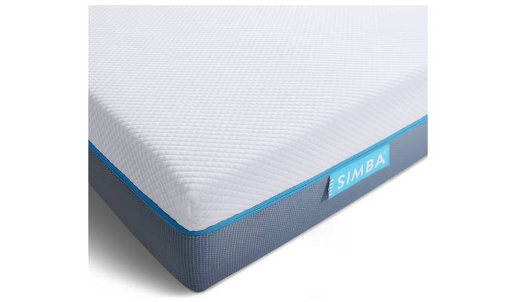 Buy Simba Hybrid Mattress - Single   Mattresses   Argos