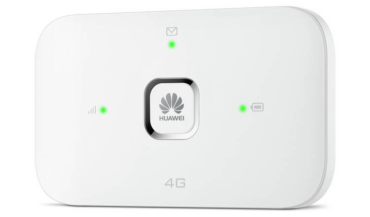 Buy Three Huawei E5573 4G 3GB Mobile Wi-Fi | Mobile broadband | Argos