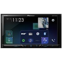 Pioneer AVH-Z5100DAB 7 Inch Touchscreen DAB Radio