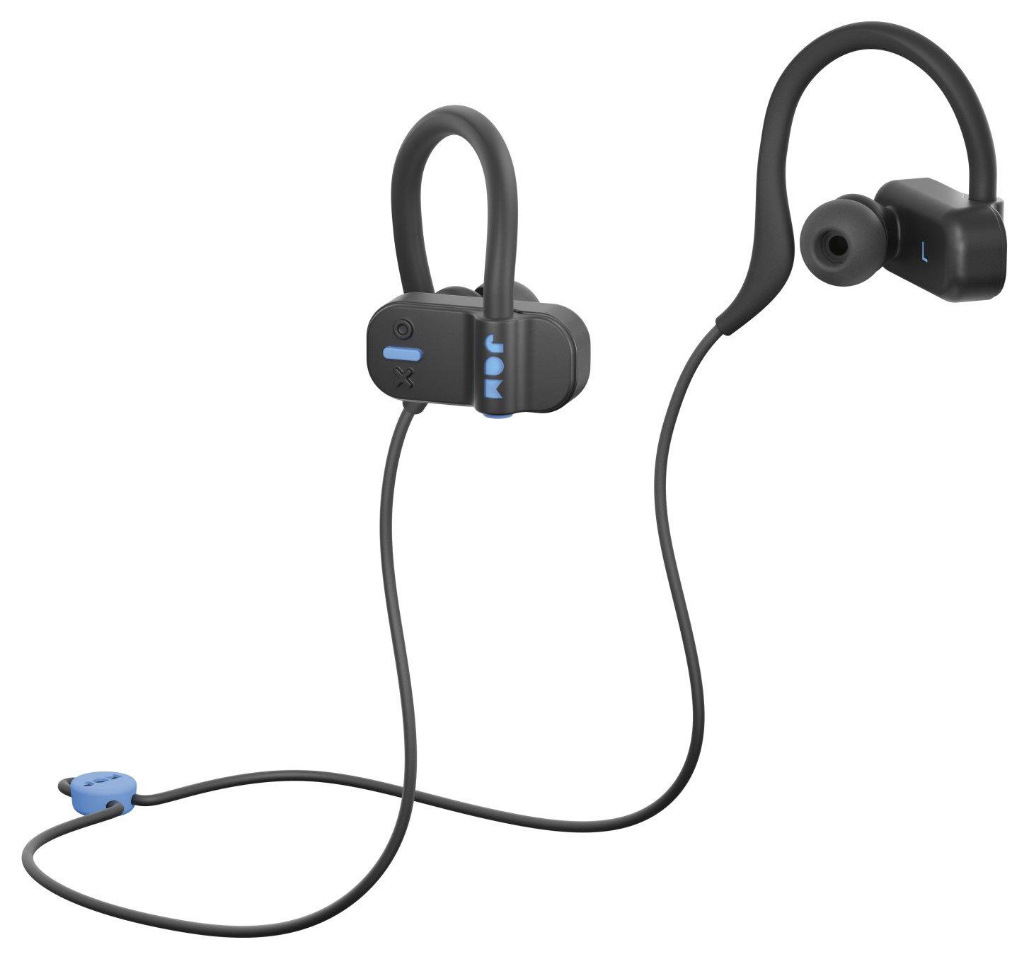 Jam Live Fast Wireless In-Ear Headphones - Black