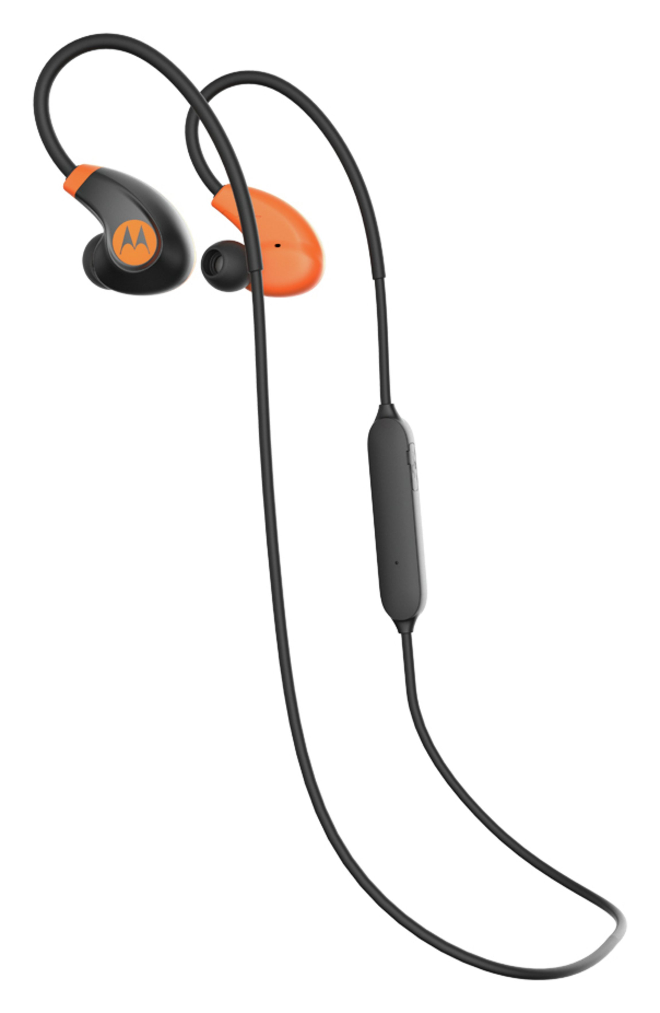 Motorola Verve Loop 2 Wireless In-Ear Headphones - Black